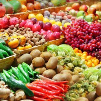 Légumes fruits